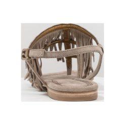Chodaki damskie: Kennel + Schmenger ELLE Japonki sabbia