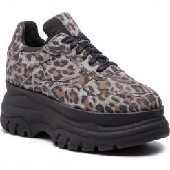 Sneakersy EVA MINGE - Cadalso 4C 18PM1372671EF 209. Szare sneakersy damskie Eva Minge, z materiału. W wyprzedaży za 299,00 zł.
