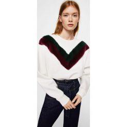 Bluzy damskie: Mango - Bluza Furriol