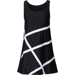Sukienki hiszpanki: Sukienka plażowa z materiału kąpielowego bonprix czarny