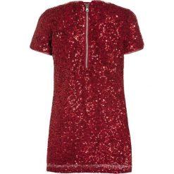 Sukienki dziewczęce z falbanami: GAP Sukienka koktajlowa russian red
