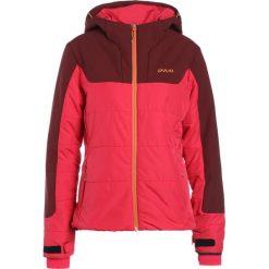 Kurtki sportowe damskie: PYUA UNION Kurtka snowboardowa jester red/jazzy pink
