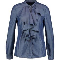 Koszule wiązane damskie: Sisley Koszula denim