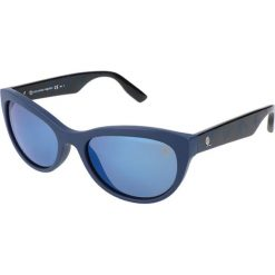 """Okulary przeciwsłoneczne damskie aviatory: Okulary przeciwsłoneczne """"0020/S RNW/XT"""" w kolorze czarno-niebieskim"""