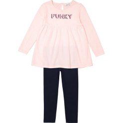 Sukienki dziewczęce: Komplet legginsy + tunika 3-12 lat