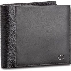 Portfele męskie: Duży Portfel Męski CALVIN KLEIN - New Nathan 10CC+Coin K50K503558 001