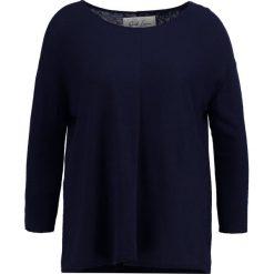 Swetry klasyczne damskie: And Less PALMBEACH Sweter deep well