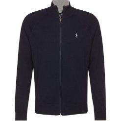 Swetry rozpinane męskie: Polo Ralph Lauren – Kardigan męski, niebieski