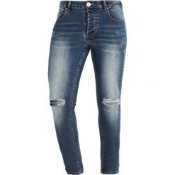 Jeansy męskie regular: Kings Will Dream LUMOR Jeans Skinny Fit midwash