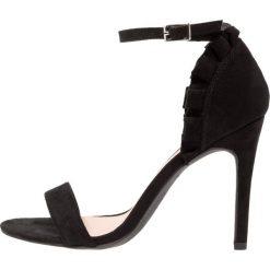 Sandały damskie: New Look WELLA Sandały na obcasie black