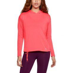 Bluzy damskie: Under Armour Bluza damska Threadborne Hood pomarańczowa r. S (1320799-819)