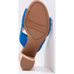 Chodaki damskie: Franco Sarto JEANNETTE Klapki blue