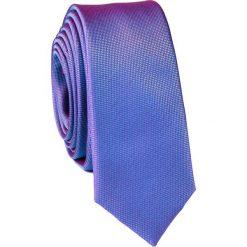 Krawat KWNS001662. Różowe krawaty męskie marki Reserved. Za 69,00 zł.