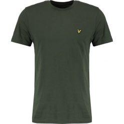 T-shirty męskie: Lyle & Scott Tshirt basic leaf green