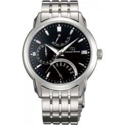 Zegarki męskie: Zegarek męski Orient Star SDE00002B0