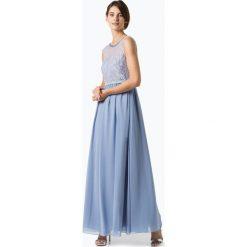 Sukienki hiszpanki: Laona – Damska sukienka wieczorowa, lila