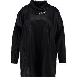 Swetry klasyczne damskie: ADIA BIG NECK Sweter black
