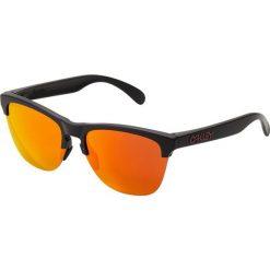 Oakley FROGSKINS LITE Okulary przeciwsłoneczne prizm ruby. Czarne okulary przeciwsłoneczne damskie aviatory Oakley. Za 559,00 zł.