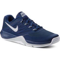 Buty NIKE - Lunar Prime Iron II 908969 402 Blue Void/Wolf Grey/White. Niebieskie buty fitness męskie Nike, z materiału. W wyprzedaży za 259,00 zł.