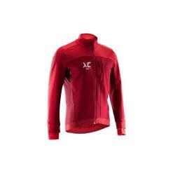 Kurtka na rower MTB XC. Czerwone kurtki męskie ROCKRIDER, m, z elastanu. Za 219,99 zł.