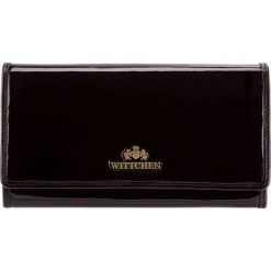 Portfel 25-1-052-1. Czarne portfele damskie marki Wittchen. Za 399,00 zł.