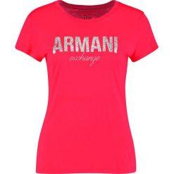 Odzież damska: Armani Exchange Tshirt z nadrukiem love potion