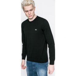 Swetry klasyczne męskie: Lacoste – Sweter
