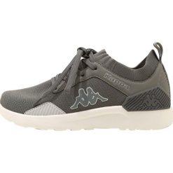 Kappa FLAIR  Obuwie treningowe grey/light grey. Szare buty sportowe męskie marki Kappa, z gumy. Za 209,00 zł.