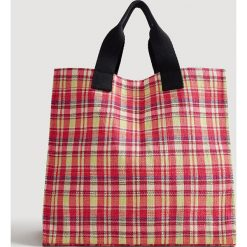 Shopper bag damskie: Mango – Torebka Madras