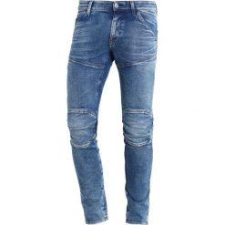 GStar 5620 3D SUPER SLIM Jeans Skinny Fit rend superstretch. Szare jeansy męskie relaxed fit marki G-Star. W wyprzedaży za 489,30 zł.