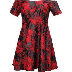 Sukienki hiszpanki: Missguided Petite BARDOT DRESS Sukienka letnia red