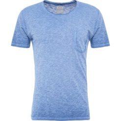 T-shirty męskie z nadrukiem: Zadig & Voltaire TOBY COLD DYE Tshirt z nadrukiem marine