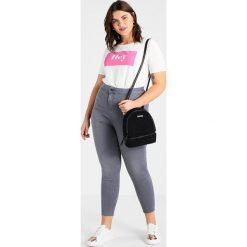 New Look Curves HW DISCO GREY Jeans Skinny Fit light grey. Szare jeansy damskie New Look Curves. W wyprzedaży za 170,10 zł.