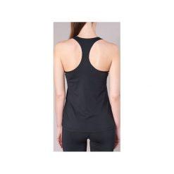 Topy na ramiączkach / T-shirty bez rękawów Nike  NIKE PRO TANK MESH. Czarne topy damskie Nike, l, z meshu. Za 109,00 zł.