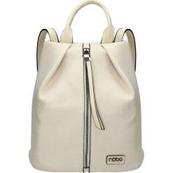 Plecaki damskie: Nobo Plecak damski E2880-C015 beżowy