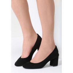 Buty ślubne damskie: Czarne Czółenka Heavy Khaki
