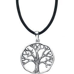 EtNox Magic and Mystic Tree Of Life Naszyjnik srebrny. Szare naszyjniki damskie etNox Magic and Mystic, srebrne. Za 79,90 zł.
