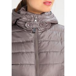 Płaszcze damskie pastelowe: Covert Overt Płaszcz zimowy smokey grey