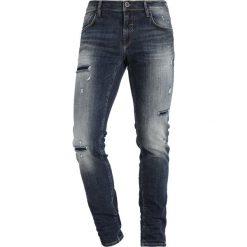 Antony Morato SKINNY KEITH Jeans Skinny Fit blu denim. Zielone rurki męskie marki Antony Morato, m, z bawełny. Za 419,00 zł.