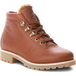 Trapery PANAMA JACK - Babette B2 Napa Grass Cuero/Bark. Brązowe buty zimowe damskie Panama Jack, ze skóry. Za 789,00 zł.