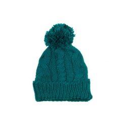 Czapka damska Winter comfort morski. Zielone czapki zimowe damskie marki Art of Polo. Za 28,94 zł.