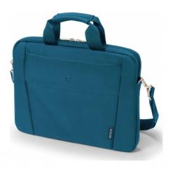 """Dicota Slim Case Base 13"""" - 14.1"""" niebieska. Niebieskie torby na laptopa Dicota. Za 89,90 zł."""