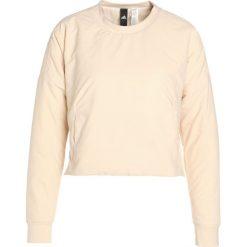 Adidas Performance COCOON  Bluzka linen. Białe bluzki damskie adidas Performance, s, z materiału. W wyprzedaży za 134,50 zł.
