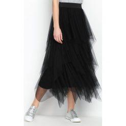 Długie spódnice: Czarna Spódnica Black Swan