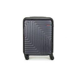 Walizki twarde American Tourister  SPINNER 55CM. Czarne walizki marki Dakine, z materiału. Za 569,00 zł.