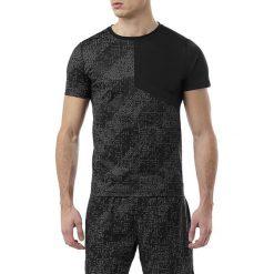 Asics Koszulka męska Lite Show SS Top czarna r. XL (146617 1179). Szare koszulki sportowe męskie marki Asics, z poliesteru. Za 159,98 zł.
