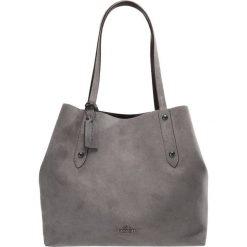 Shopper bag damskie: Coach LARGE MARKET TOTE Torba na zakupy heather grey oxblood