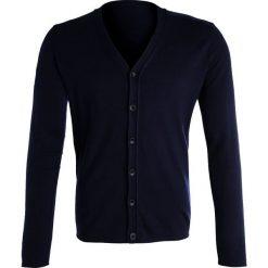 Swetry rozpinane męskie: Sisley Kardigan navy