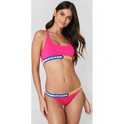 Tommy Hilfiger Góra bikini Bralette - Pink. Różowe bikini TOMMY HILFIGER. Za 222,95 zł.