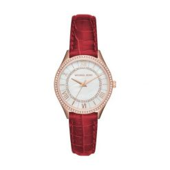 ZEGAREK MICHAEL KORS LAURYN MK2691. Białe zegarki damskie Michael Kors, ze stali. Za 1150,00 zł.